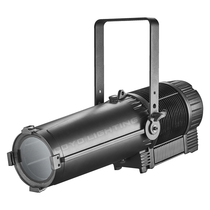 LED Ellipsoidal IP65 300W-RGBAL with auto zoom cutting