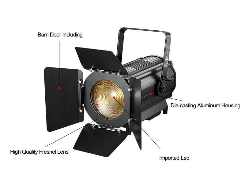 Fresnel Light LED CSL-F1523