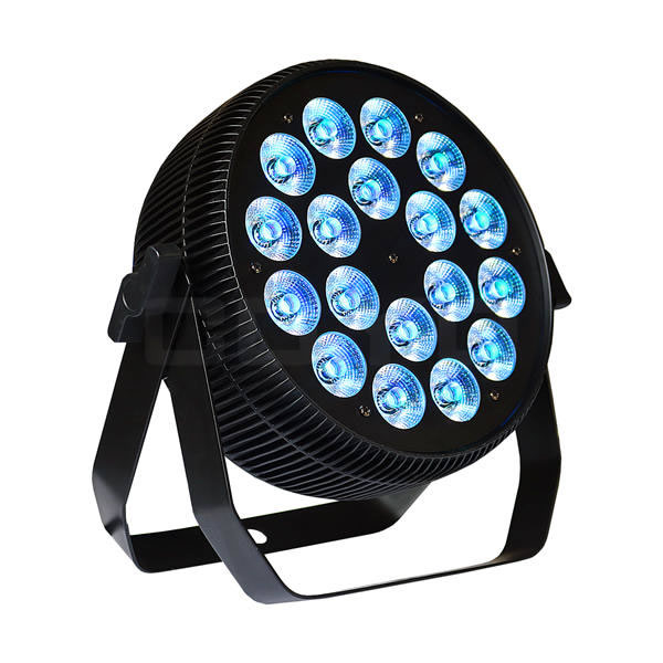 IPAR18B 18x10W RGBW LED PAR Can