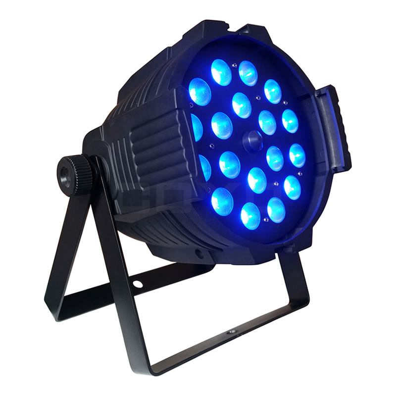 18x15W LED ZOOM PAR LIGHT RGBWA 5in1