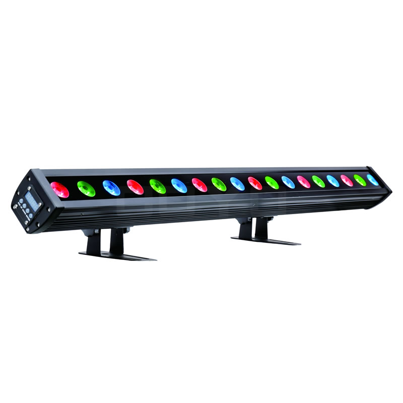OBAR1803 IP65 18x3W RGB LED Pixel BAR