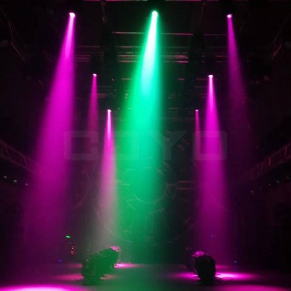 200W Moving Head LED Wedding Lighting