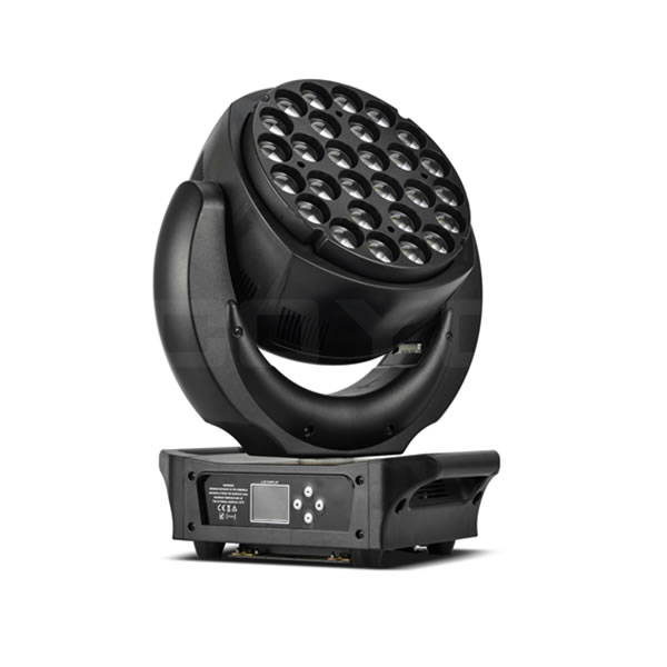 28x25W RGBW LED Moving Head Zoom MHW2825