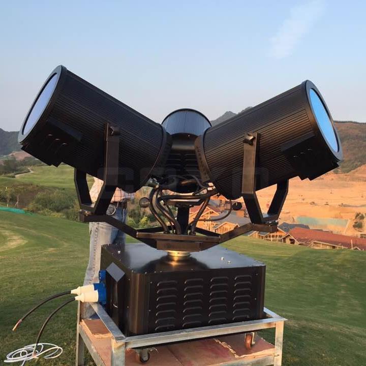 3000W 6000W Moving Head Sky Searchlight
