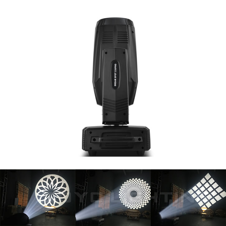 300W BSW 3in1 Moving Head LED