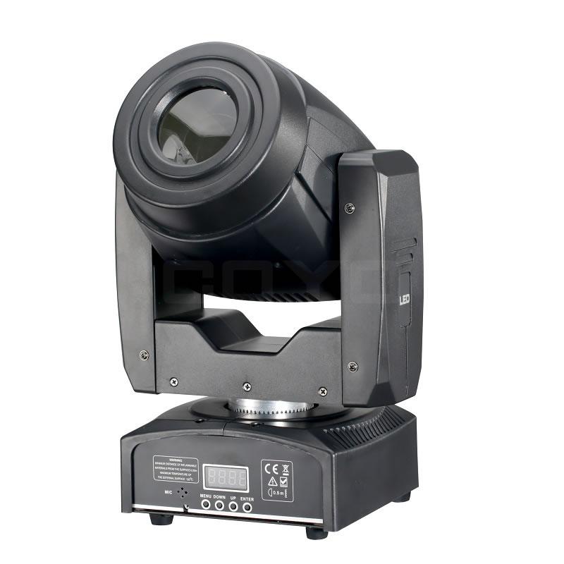 60W Mini LED Spot Moving Head Light MHS60