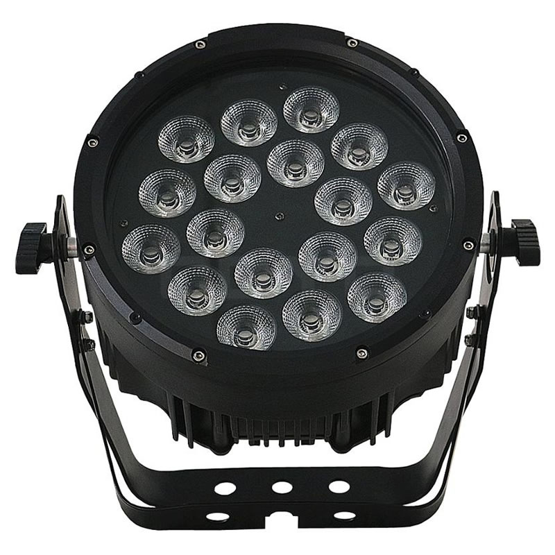 Outdoor LED PAR Light DMX Supplier 18x15W