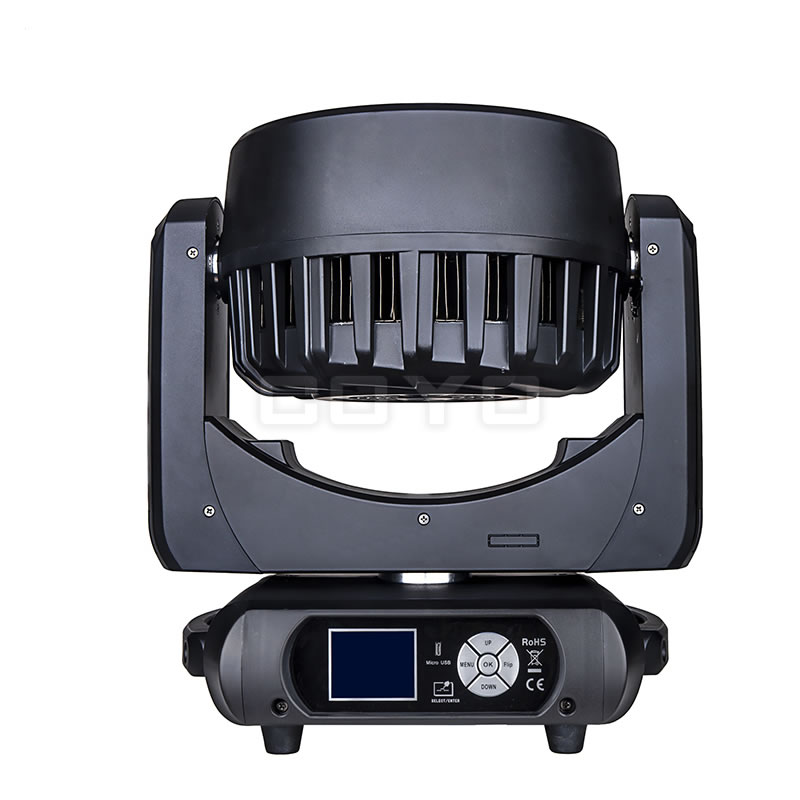 12x40W LED Zoom Wash Stage Lighting