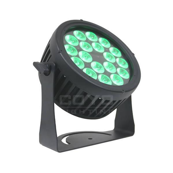 IP65 LED Par Cans for Stage OPAR18S
