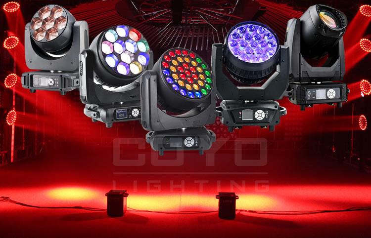 5 Best LED Moving Head Wash 2021