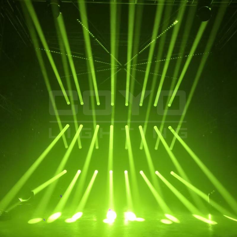 Super LED Beam Stage Light MHB90