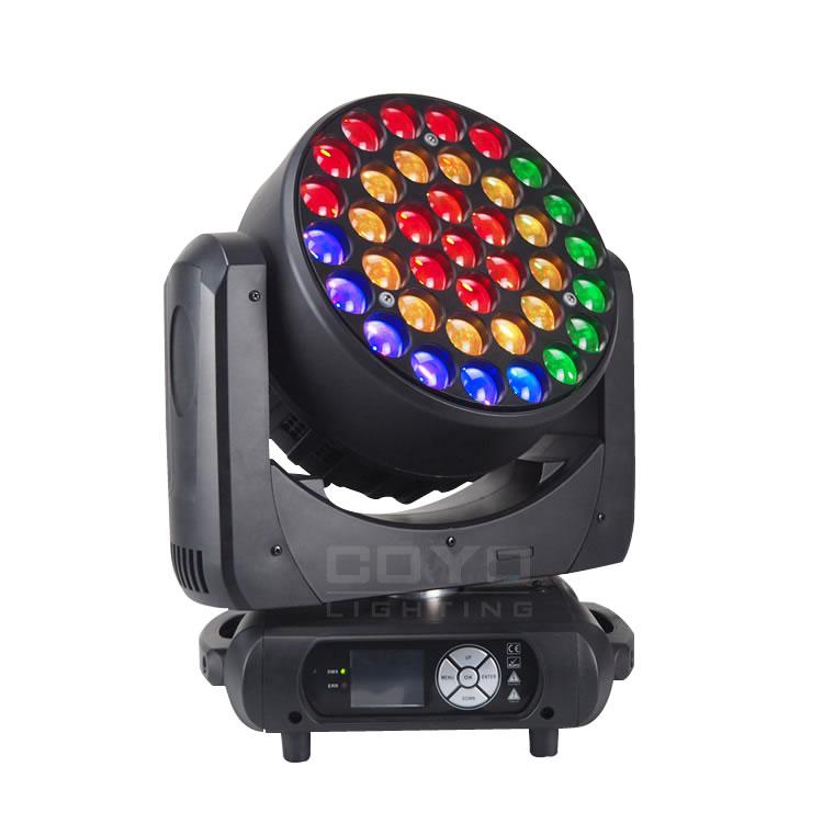 MHW3715 37x15W Zoom LED Wash