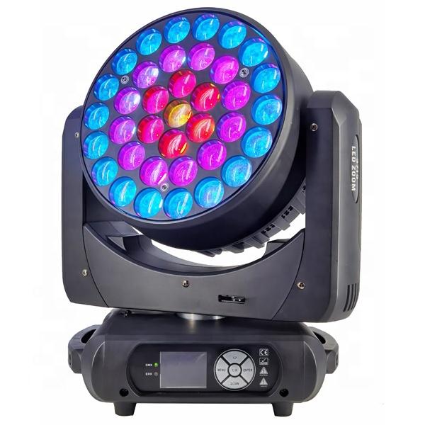 MHW3715 Zoom LED Wash